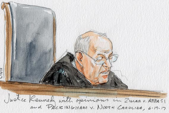 Opinions: Ziglar v. Abbasi, and Packingham v. North Carolina
