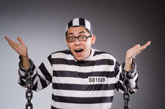 funny-prisoner-chains-isolated-gray-58663978
