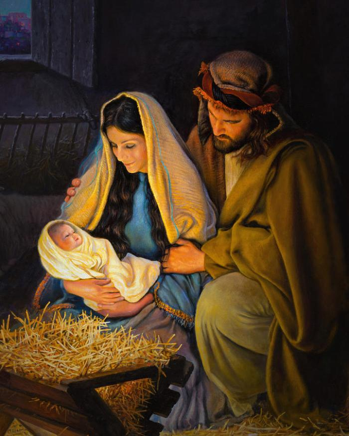 the-holy-family-greg-olsen